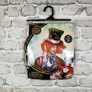 Disney Through the Looking Glass Mad Hatter Hat